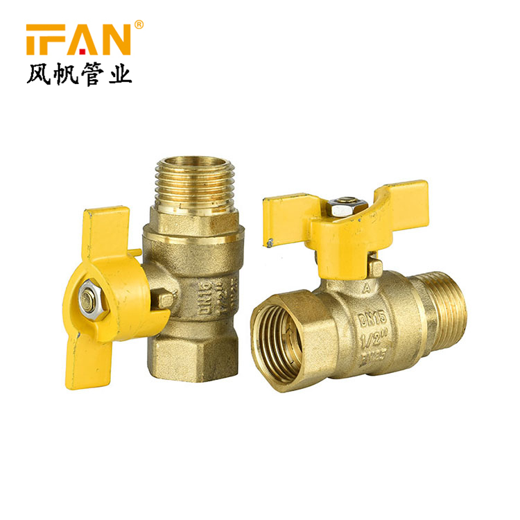 Brass Ball Valve for Gas