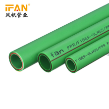 Glass Fiber Enhanced PPR Pipe