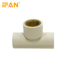Female Tee CPVC ASTM 2846 CPVC Pipes and Fittings
