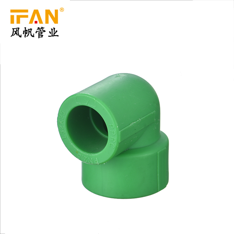 Reduce Elbow 25mm 63mm Reduced elbow DN25 DN32 PPR Pipes Fitting