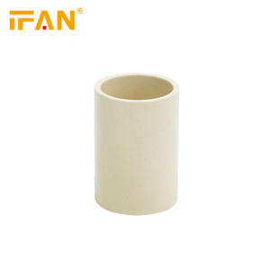 Socket CPVC Pipe Fitting Coupling Adaptor Cts (ASTM 2846) NSF Plumbing Supplies CPVC CTS Fittings for Hot and Cold Water Applications