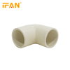 90 Degree Elbow CPVC Pipes Fitting Astm2846 for Hot Water