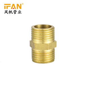 Brass Fitting Nipple