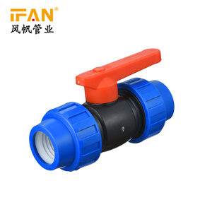 HDPE Ball Valve With Long Handle