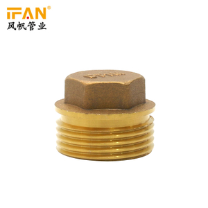 Brass Male Plug