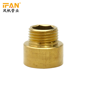 Brass FM Reduce Socket