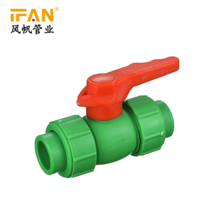 PPR Plastic Union Ball Valve