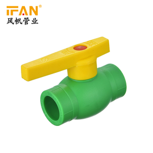 PPR Iron Ball Valve