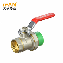 Female Union Brass Ball Valve